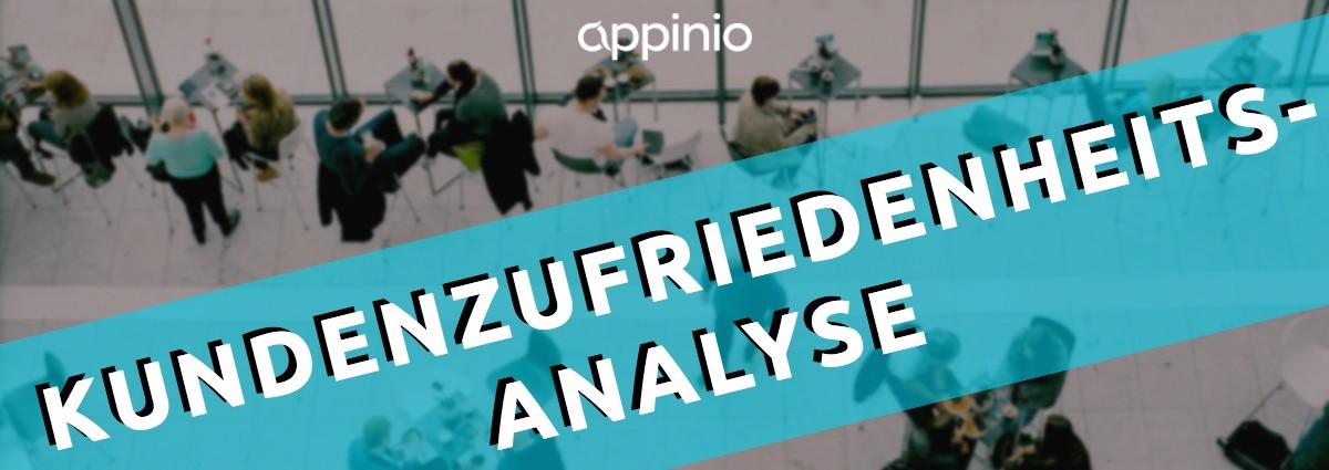 Analyse der Kundenzufriedenheit in der Marktforschung