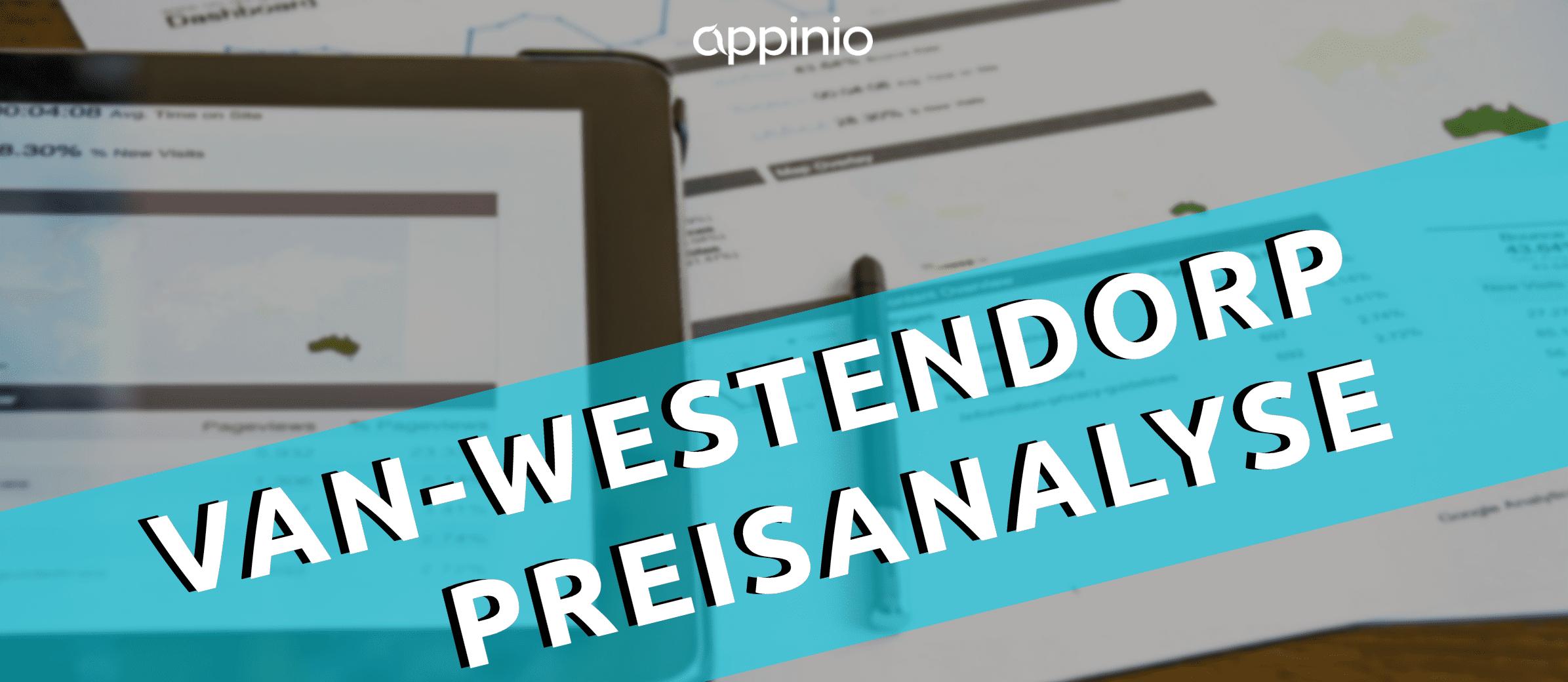 Van-Westendorp-Methode zur Bestimmung von Preisbereitschaft und Preissensibilität