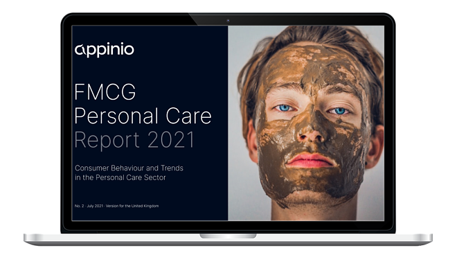 UK - Landing Page - FMCG Personal Care