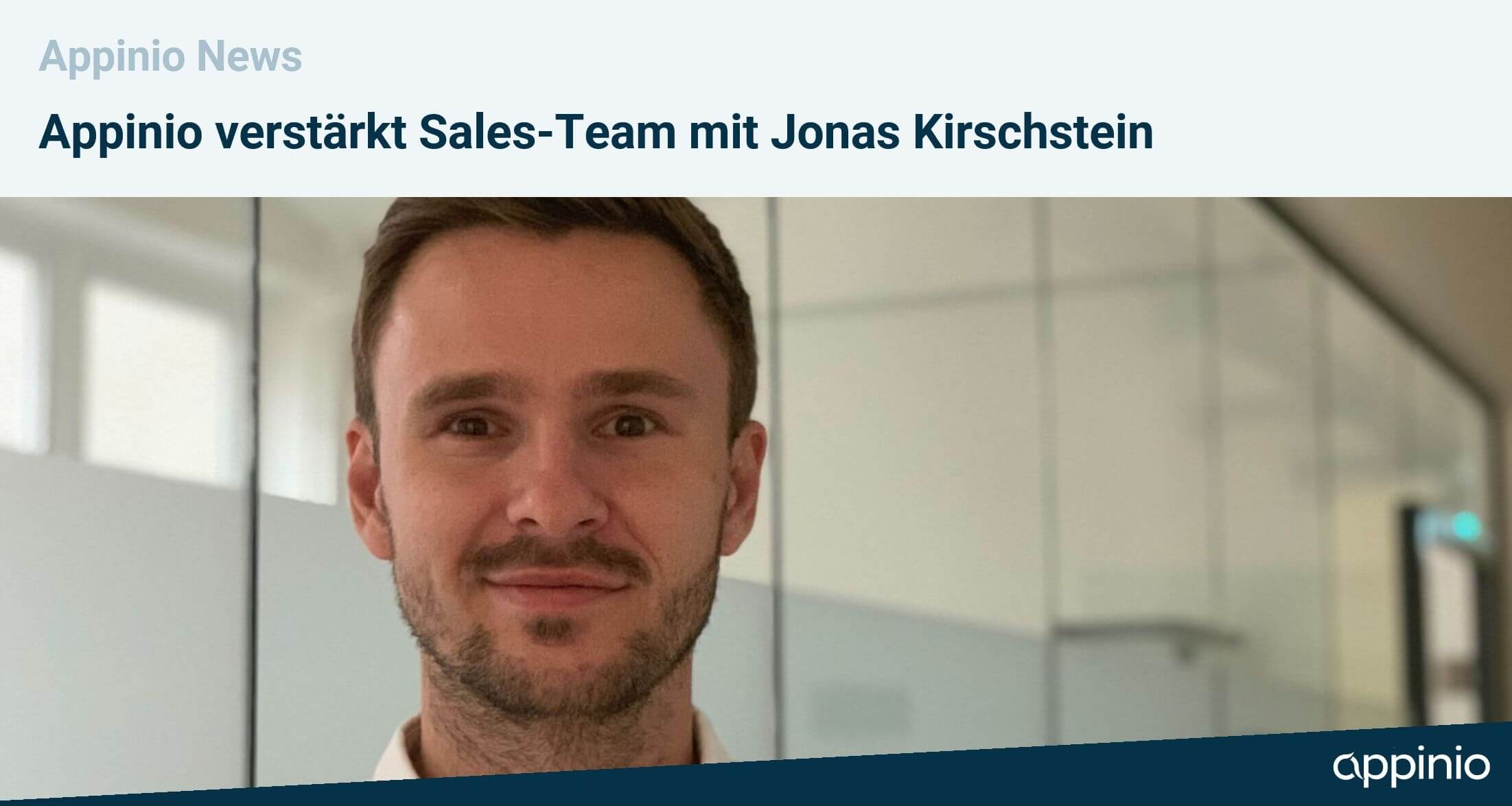 Jonas Kirschstein verstärkt Appinio-Team als Business Development Manager